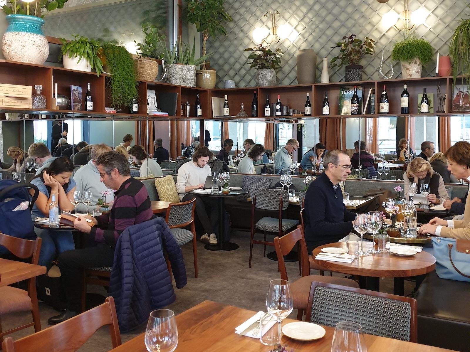 Mordu Restaurant Paris 2