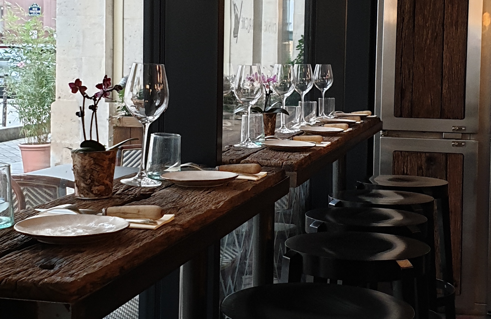 Mordu Restaurant Paris 3