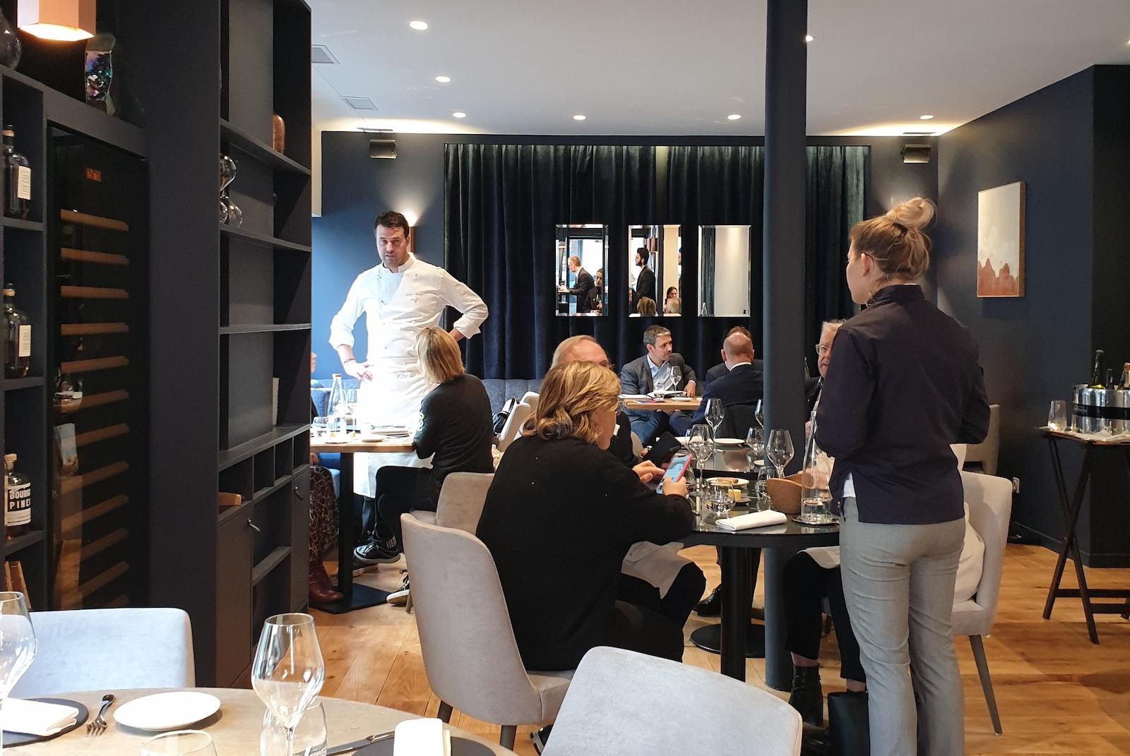 Origines Restaurant Paris 1