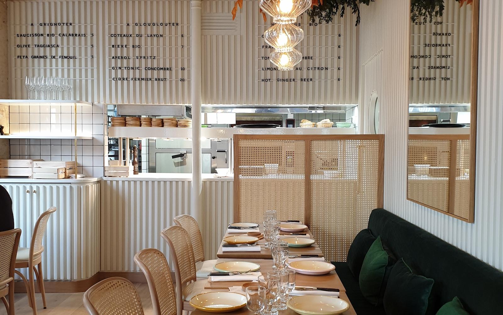 Pique Nique Restaurant Paris 1