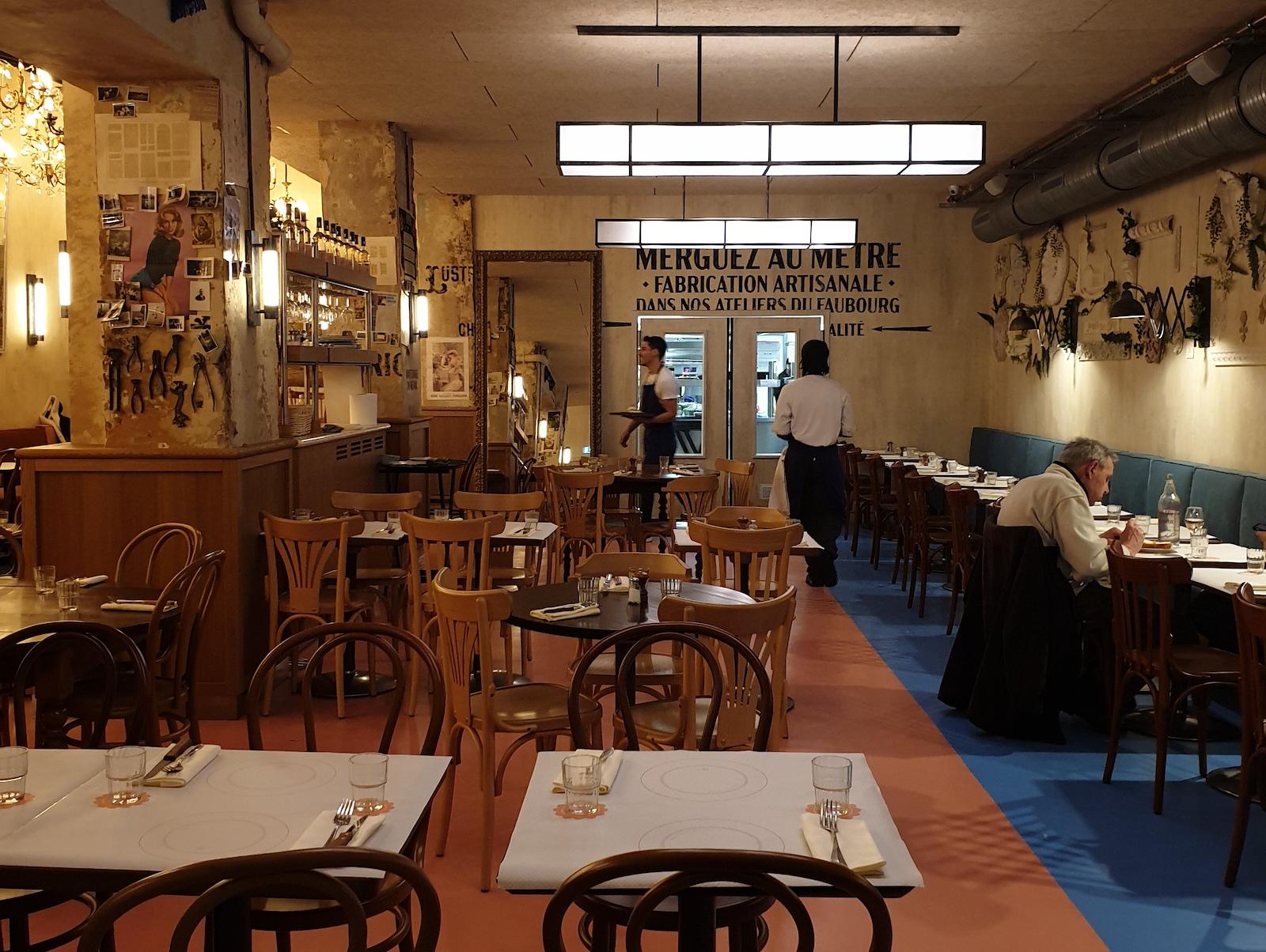 Brasserie Rosie Restaurant Paris 11