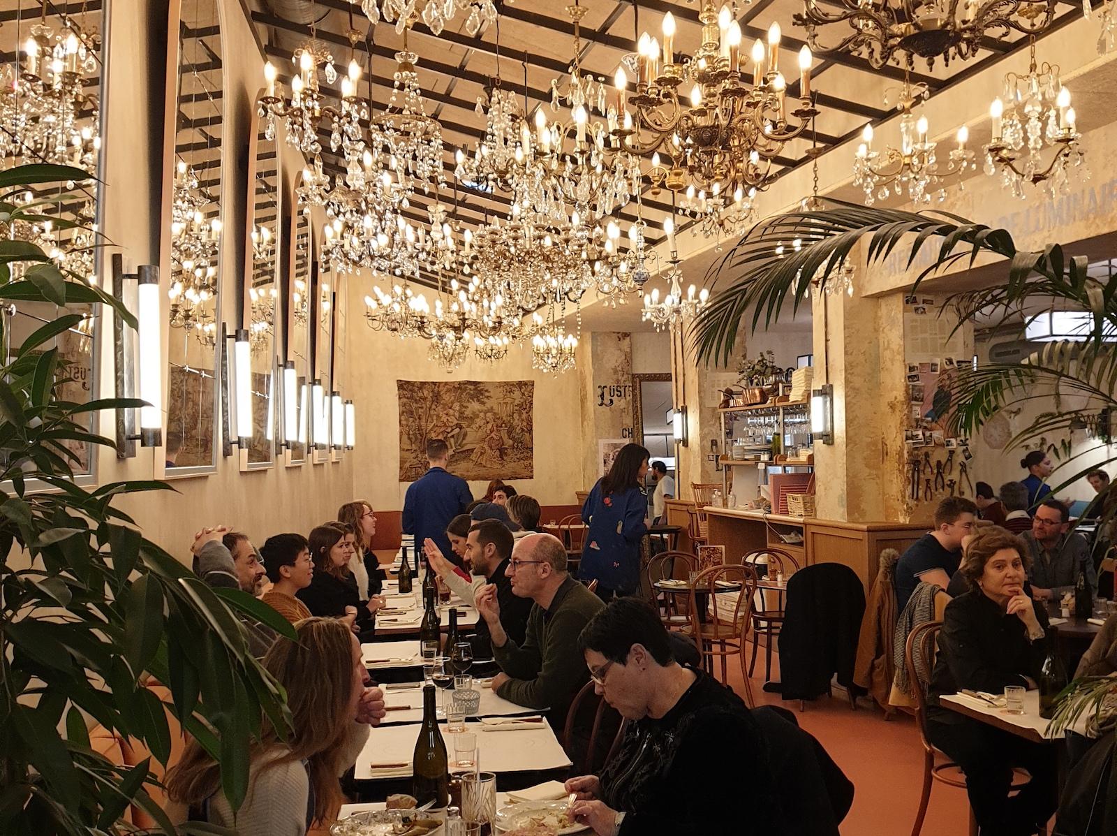 Brasserie Rosie Restaurant Paris 2