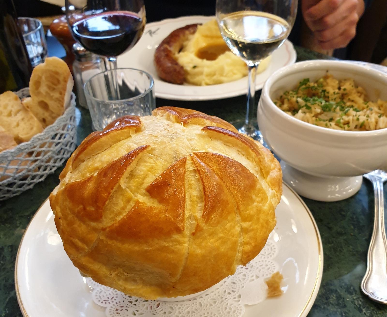 Brasserie Rosie Restaurant Paris 6