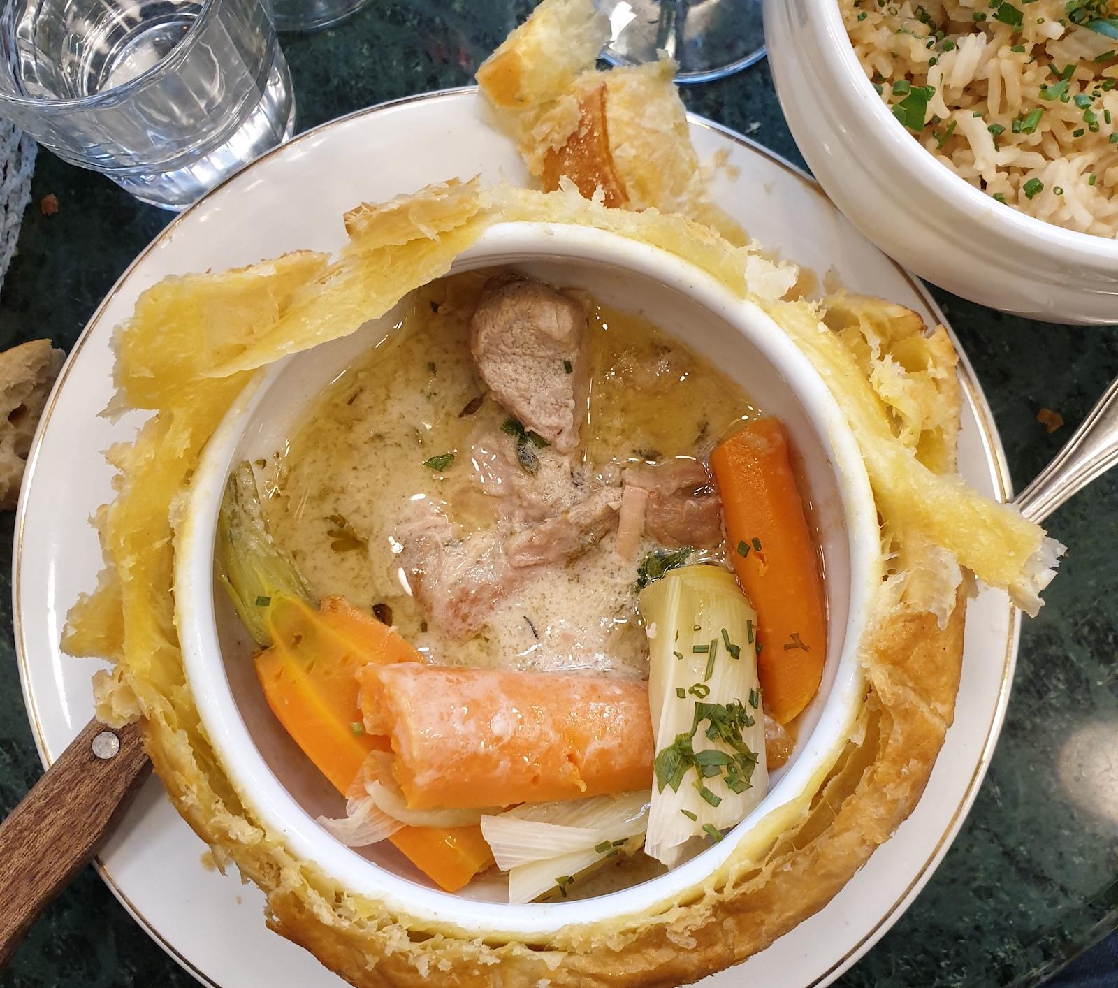Brasserie Rosie Restaurant Paris 7
