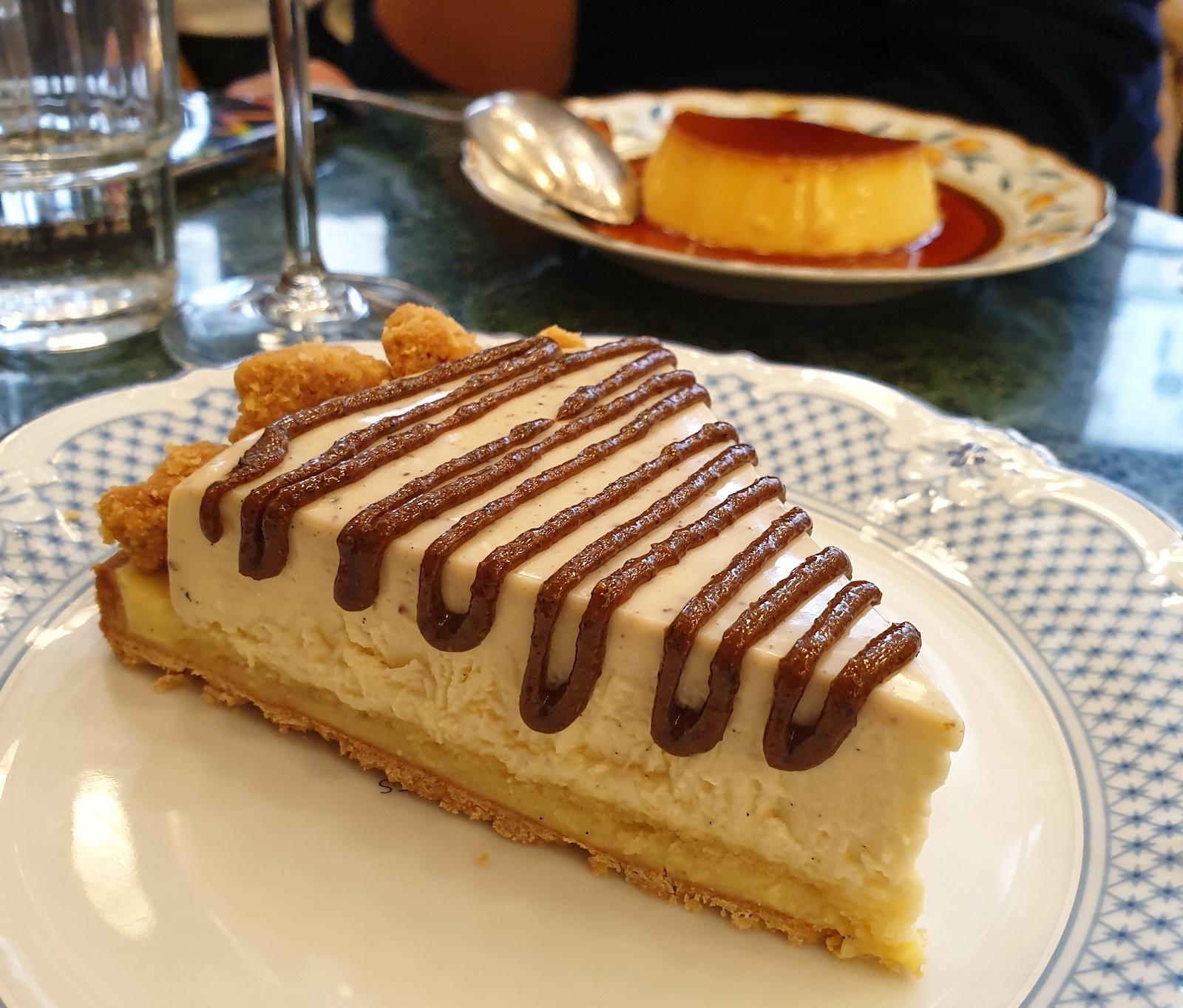 Brasserie Rosie Restaurant Paris 8