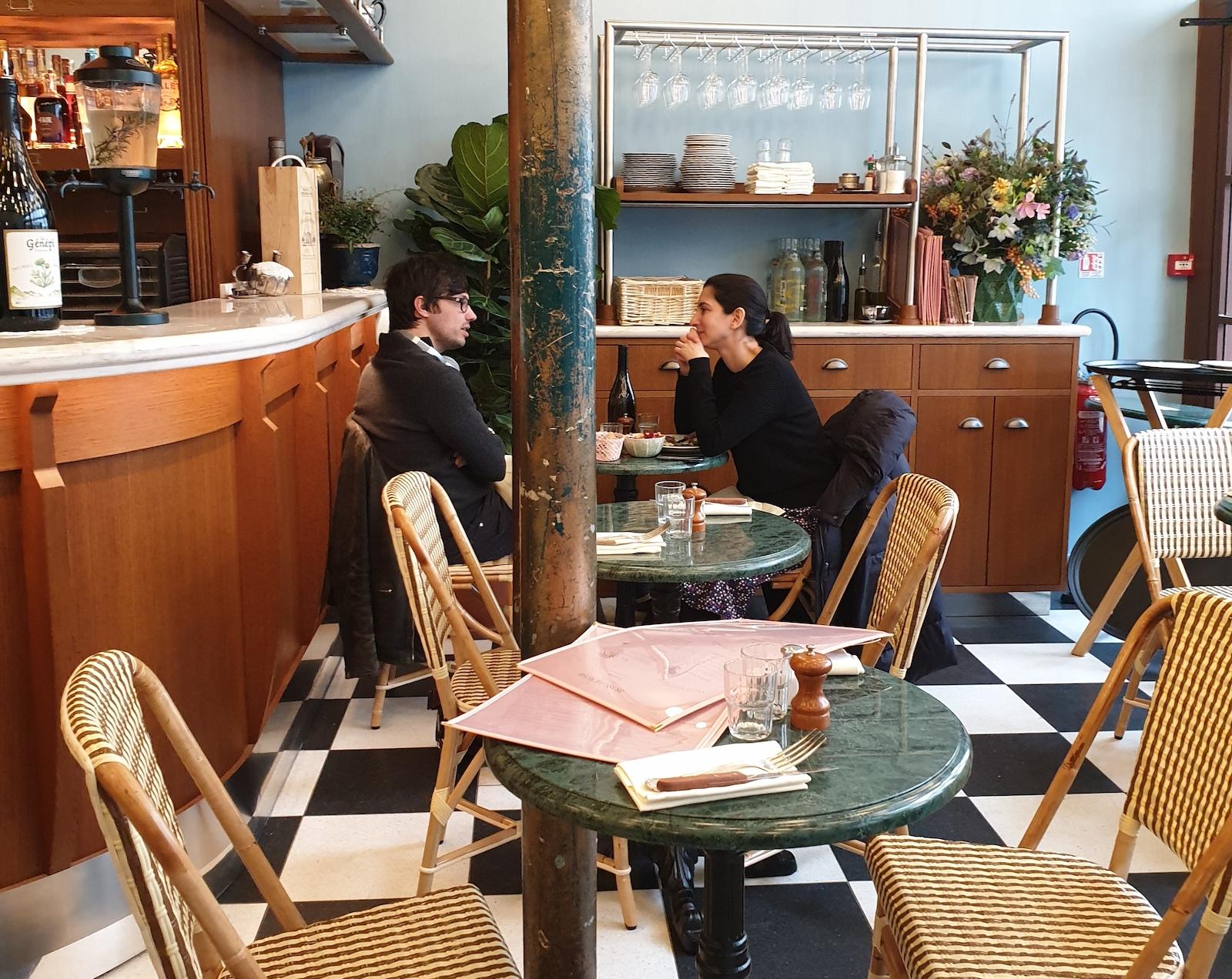 Brasserie Rosie Restaurant Paris 9