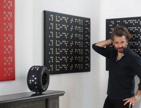 Rencontre avec l'artiste Bruno Rousseaud, la bagnole est sa mythologie