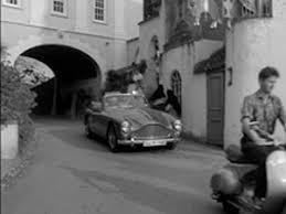 Danger Man Aston Martin