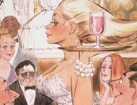 Erich Sokol, un caricaturiste sensuel et engagé chez Playboy