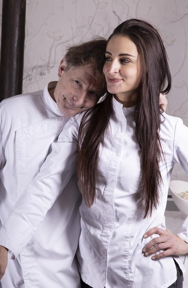 Jacques et Jade Génin