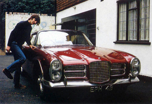 Ringo Starr Facel II