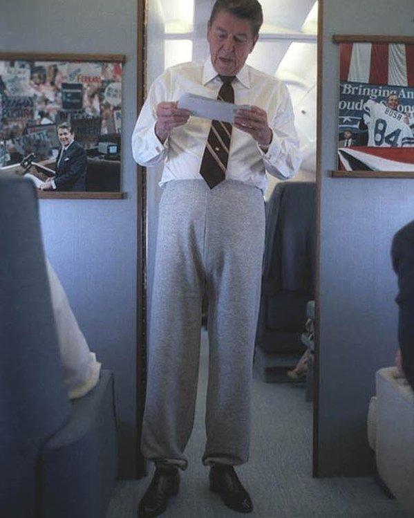 President-Reagan