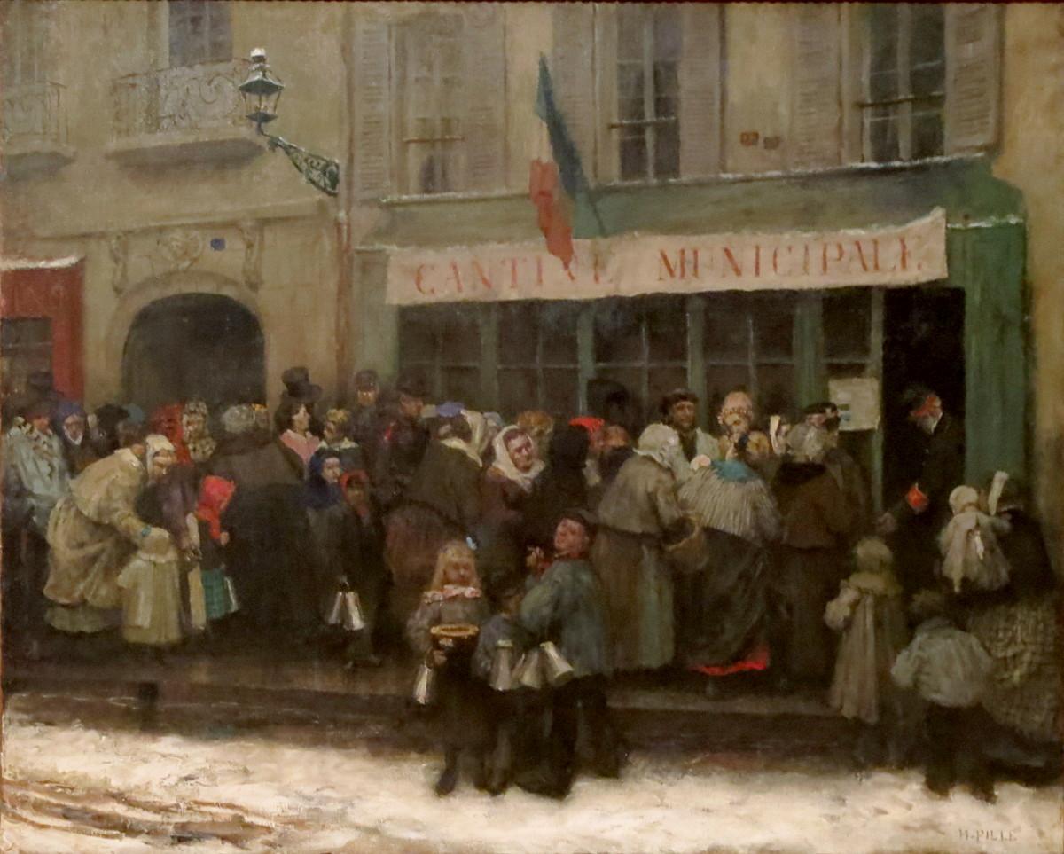 Siege de Paris 1