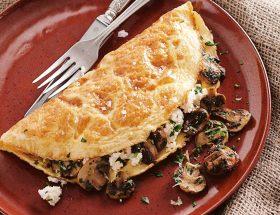 La cuisine du placard, petit éloge de l'omelette
