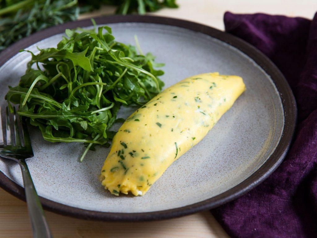Omelette à la francaise