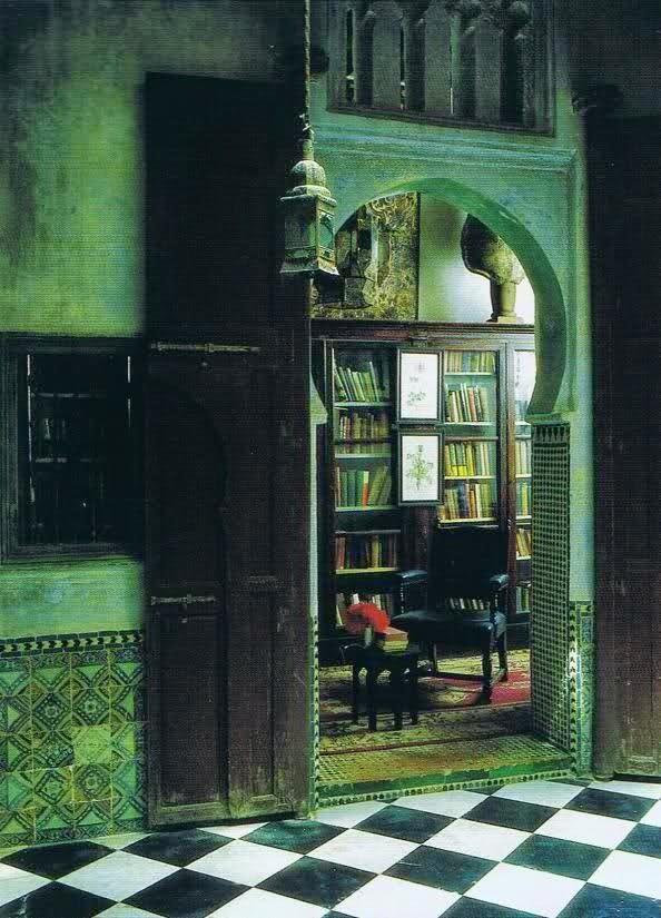 Umberto Pastis Tangier home