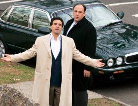 7 autos de mafieux dans la série The Sopranos