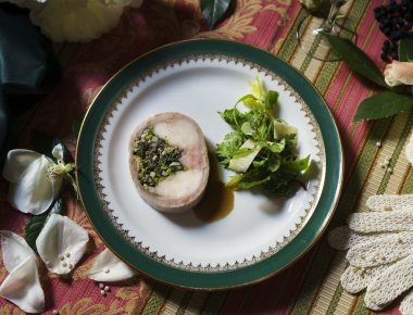 L'art d'être ménager, le lapin en 14 assiettes