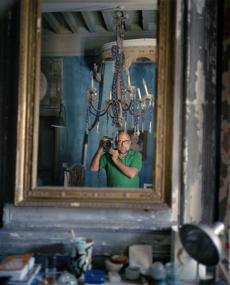 Francois-Halard-autoportrait