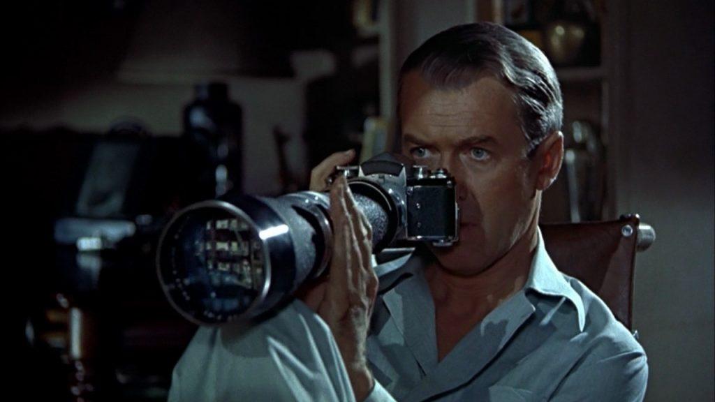 Rear Window 1954 1
