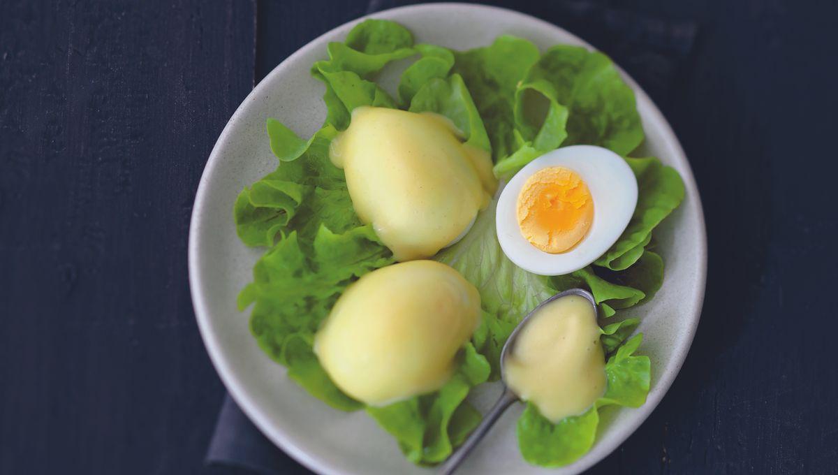 oeuf mayonnaise
