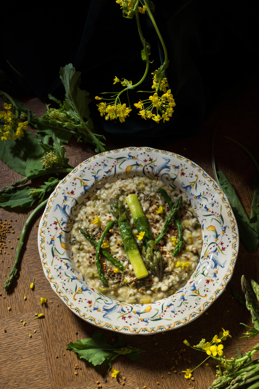 risotto cime di rapa - Renards Gourmets-05247