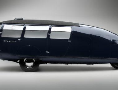 Utopie du design, monospace ou petit avion ? Le Dymaxion de Buckminster Feller