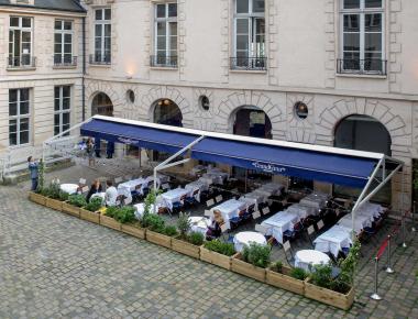 Huit terrasses parisiennes où déconfiner sous le soleil