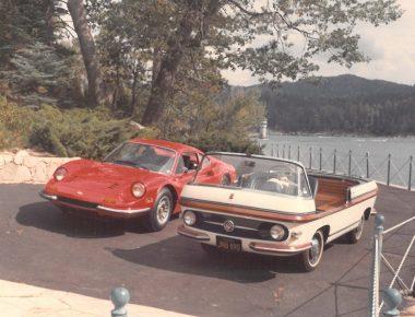 La voiture de plage, petite histoire du bikini automobile 1/2