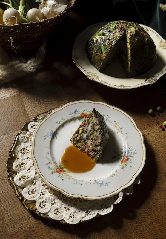 chou farci - Renards Gourmets