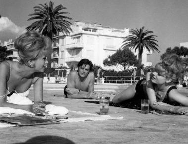 Mélodie en sous-sol, le style Riviera