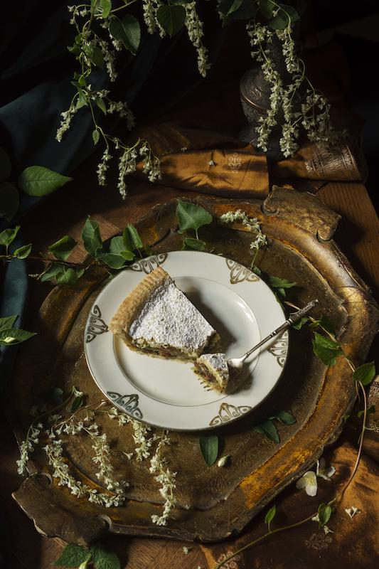 torta di blea nissarda - Renards Gourmets