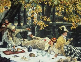 Au Musée d'Orsay, James Tissot, peintre de la High Snob Society