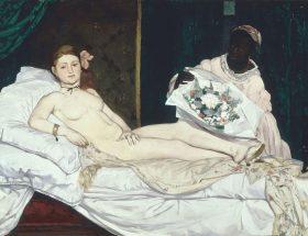 L'Olympia de Manet, histoire d'un scandale