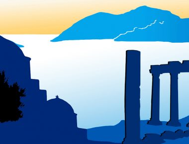 François Halard explore la Grèce