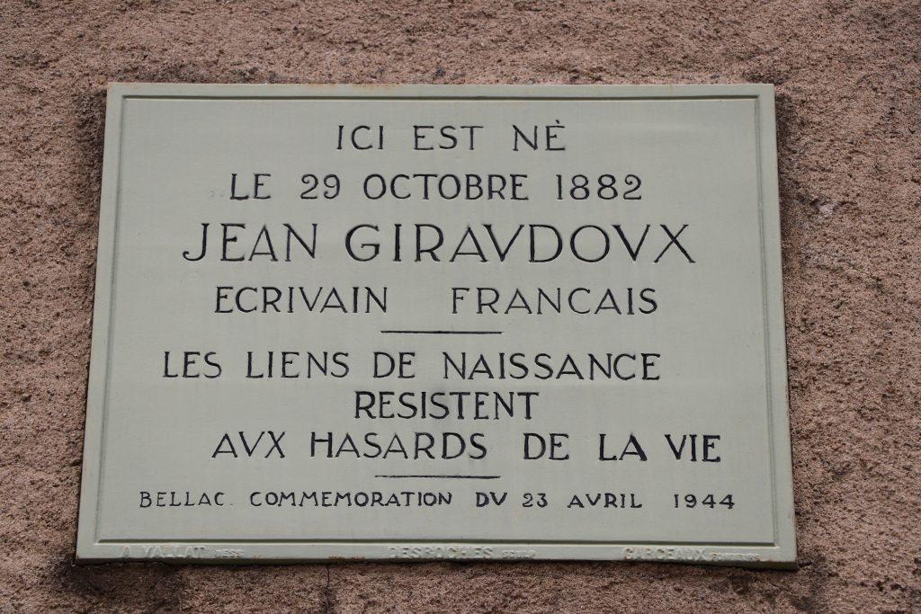 Giraudoux Bellac