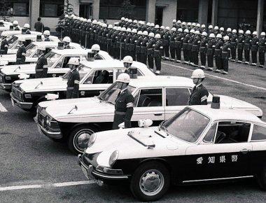 Les voitures de police les plus cool du monde