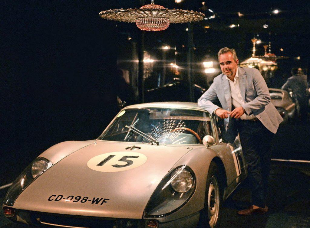 R Mathieu Lustrerie Porsche