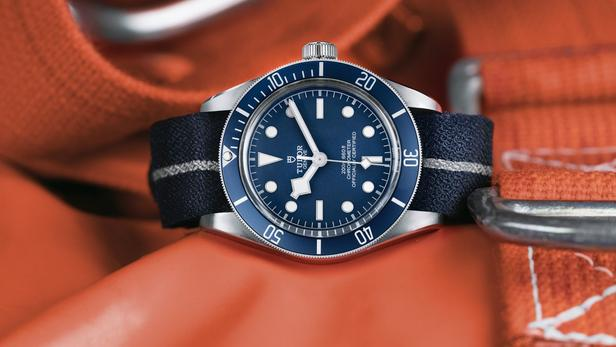 Tudor Navy Blue