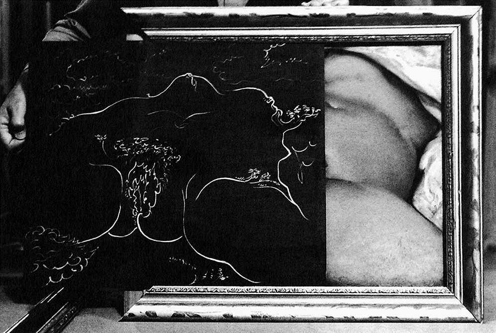 gustave-courbet-andre-masson-l-origine-du-monde-photo-1955