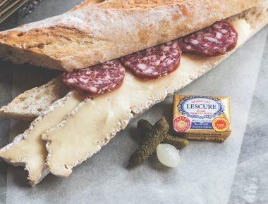 Le sandwich français, l'art voyou disparu