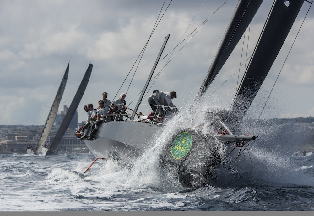 Rolex Middle Sea Race 2017