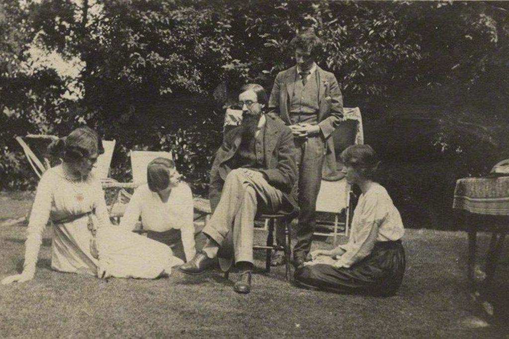 Bloomsbury-group-members