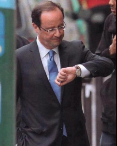 F Hollande Swatch
