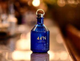Le gin 44° Nord de Comte de Grasse