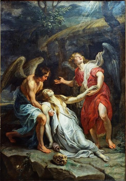 Marie-Madeleine en extase Rubens-les-hardis-extase