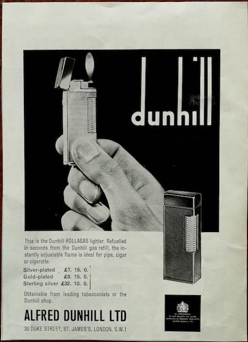 dunhill-vintage-ad-les-hardis-cadeaux-or