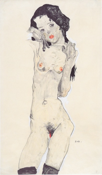 Egon_Schiele-nu-feminin-les-hardis-4