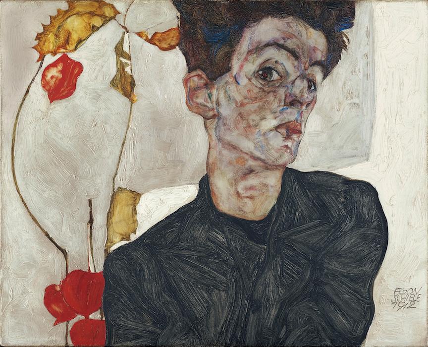 Egon_Schiele_-_Self-Portrait_with_Physalis_-_Google_Art_Project-Egon_Schiele-nu-feminin-les-hardis