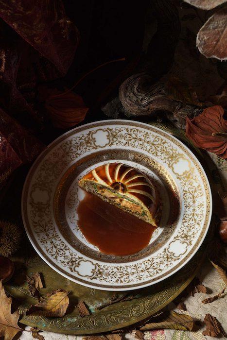 Pithiviers de perdreau les hardis cuisine francaise